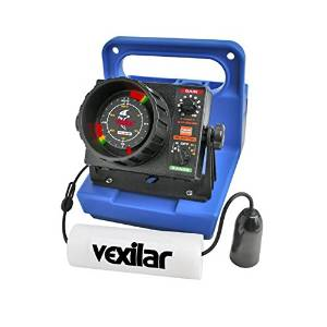 3.Vexilar FL-8se Genz Pack with 19 Degree Ice Flasher