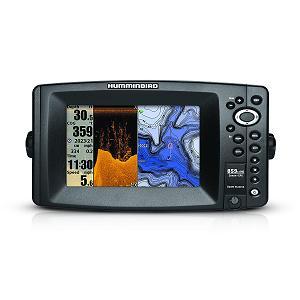 4.Humminbird 409140-1 Fish Finder with GPS