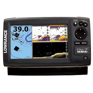 A.1 Lowrance fish finder