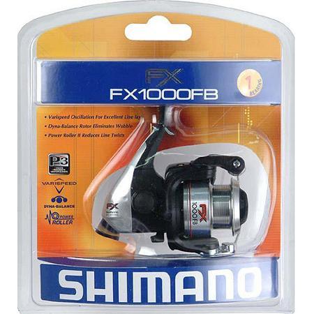 2.Shimano Fx Spinning Reel