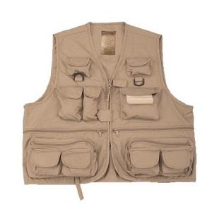 1.Prestige 26 Pocket Fishing Vest