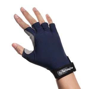 1.The Fishing Tree SUN PROTECTION FINGERLESS GLOVES