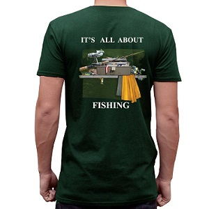 3.Its all about Fishing
