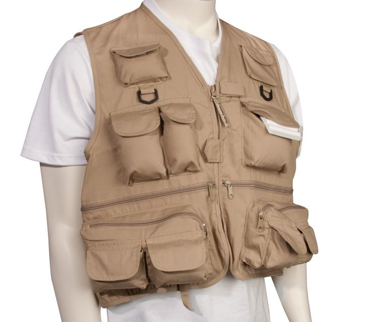 A.1 Fishing vest