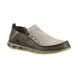 3.Columbia Men's Bahama Vent PFG Slip-On Boat Shoes